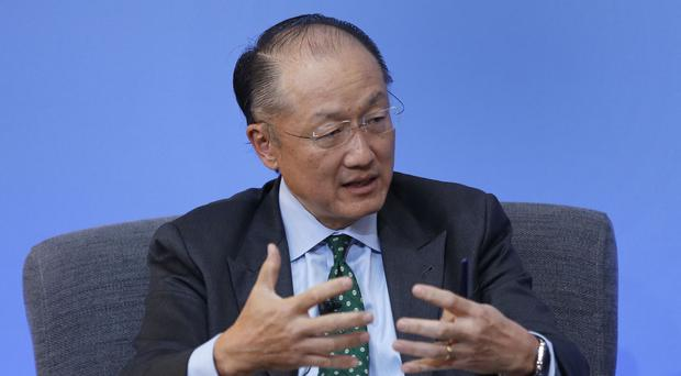 Jim Yong Kim has spoken of the negative economic impact of Britain's vote to leave the EU