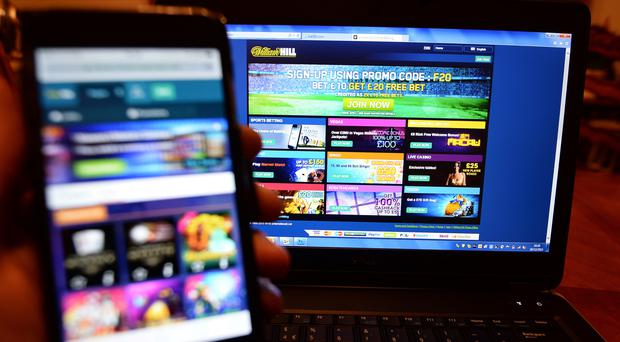 William Hill's interim chief executive Philip Bowcock said one of the bookmaker's immediate priorities is to continue the recovery in online business