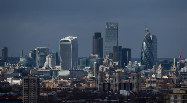 Events across the Atlantic prompted a good day for London traders