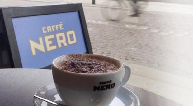 Caffe Nero is set to add to its existing portfolio of outlets in Belfast