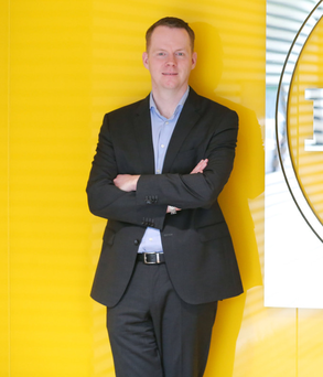 Conor Boyle, regional director of Lidl NI