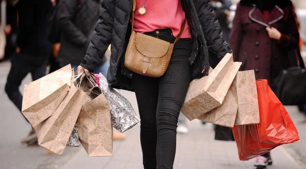 Warm July weather saw shoppers splash out on picnics and barbecues