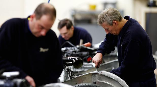 The UK manufacturing sector continued to decline in June