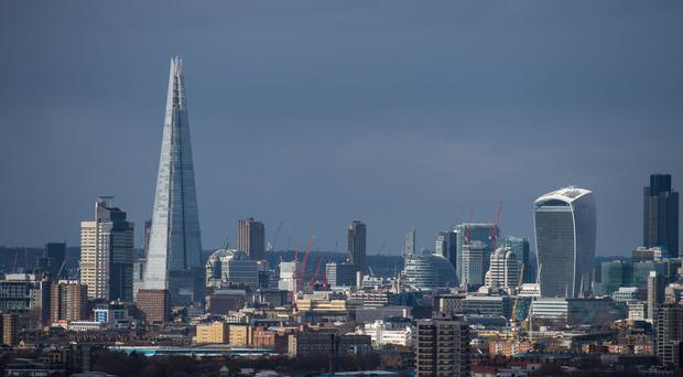 Recruitment in London's financial sector has fallen following the Brexit vote, a study found