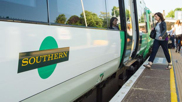 Members of the Rail, Maritime and Transport union working for Southern are taking industrial action