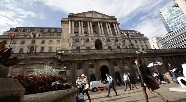 the Bank of England confirmed it would press on with its economic recovery plan announced last week despite hitting an early stumbling block