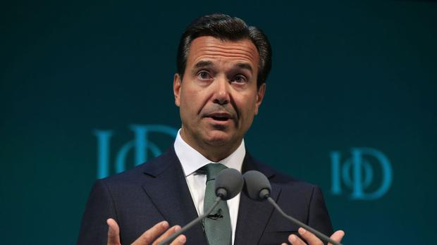 Antonio Horta-Osorio is the head of Lloyds Banking Group