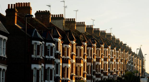 Northern Ireland's property prices have increased after a sharp decline