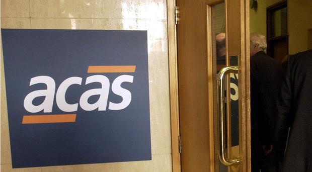 New figures show seven out of 10 industrial disputes have been resolved with the help of Acas