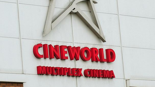 Cineworld said pre-tax profits fell 34.6% to £30.6 million after currency fluctuations cost it £6.1 million