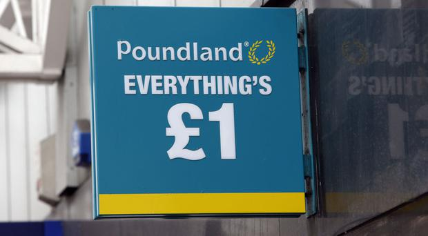 Poundland has agreed to a higher 227p-a-share bid from Steinhoff