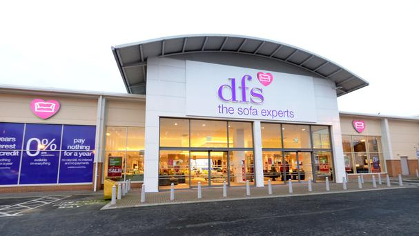 DFS said it had not seen a drop in demand since the decision to quit the EU but warned of an increased risk of a market slowdown