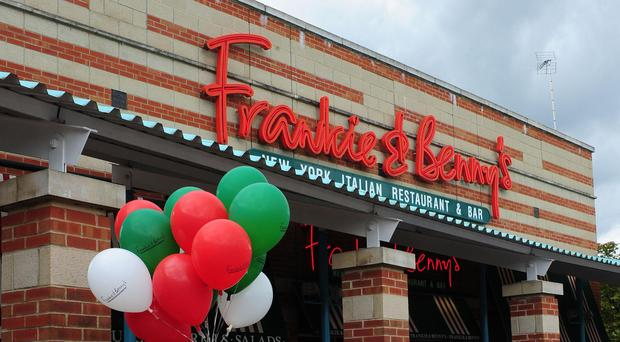 Andy McCue is the new chief executive of Frankie & Benny's owner the Restaurant Group