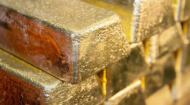 Demand for gold is soaring among investors seeking safe havens for their money