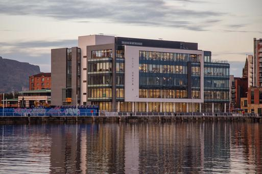 The City Quays development has welcomed new tenants this year