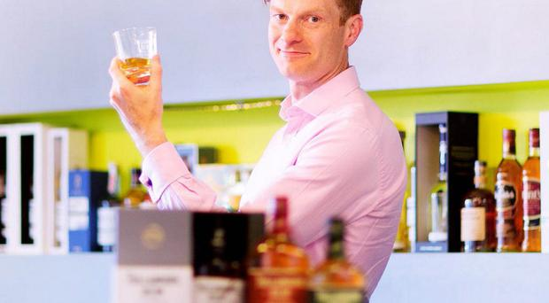 Caspar MacRae, global brand director of William Grant & Sons