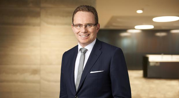 BHP Billiton chief executive Andrew Mackenzie said the last 12 months had been challenging for the company (BHP Billiton/PA)