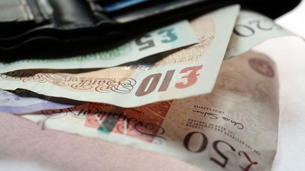 New figures are expected to see a rise in wages