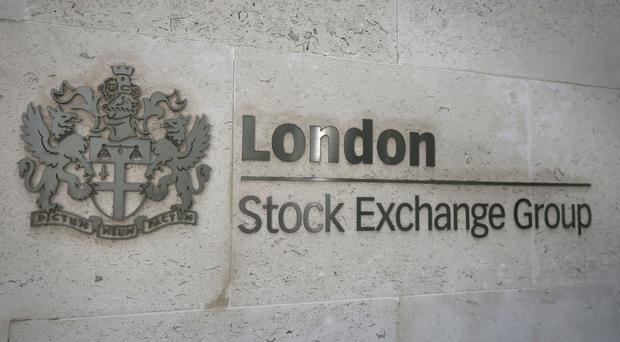 The FTSE 100 slipped 34.77 points to finish at 6859.15, ahead of its session low of 6849.9