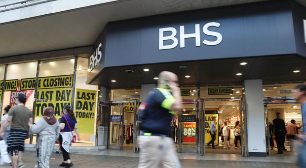 The last BHS stores will close this week