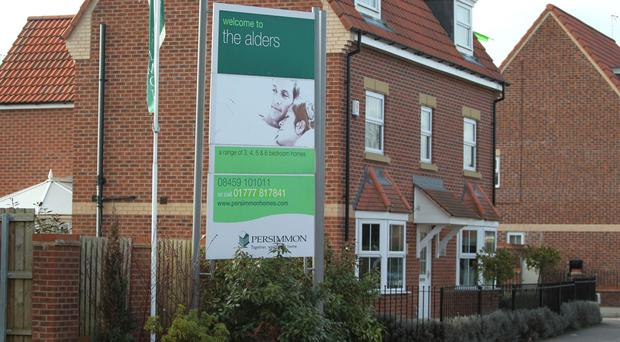 Housebuilder Persimmon said customer interest since the vote to leave the EU remains encouraging