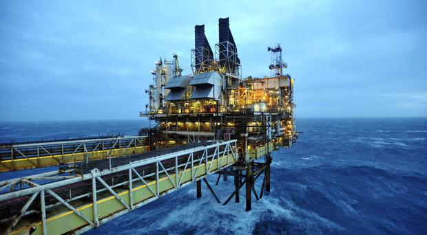 Figures show North Sea revenue fell from £1.8 billion in 2014/15 to £60 million