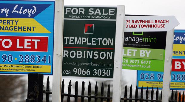 New home buyers helped fuel an increase in mortgage lending in Northern Ireland