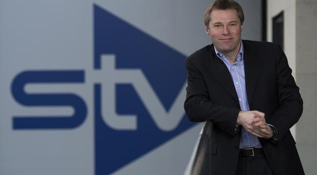 STV chief executive Rob Woodward said there was no indication that advertisers would change their bookings as a result of Brexit (STV/PA)