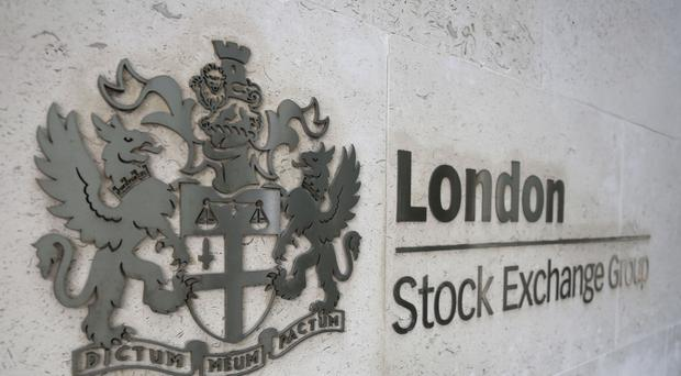 The FTSE 100 index was down 18.88 points to 6816.9
