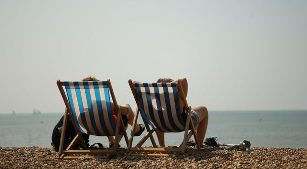 The seaside was the most popular type of staycation, almost half of holidaymakers