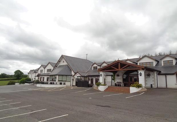 The Mellon Country Hotel in Omagh is on the market for £450,000 after going into administration