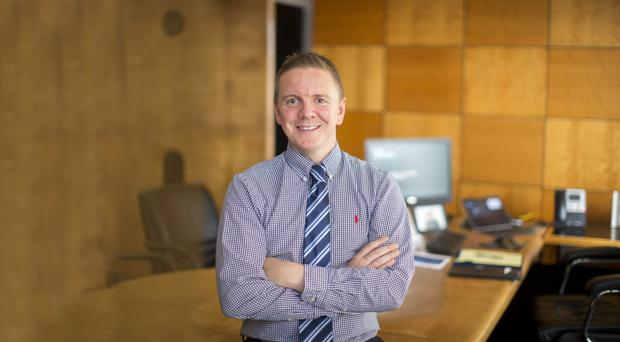 Brian McDowell was appointed chief executive of Hughes Insurance in 2015