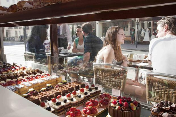 Patisserie Valerie opened its first store in Belfast this year