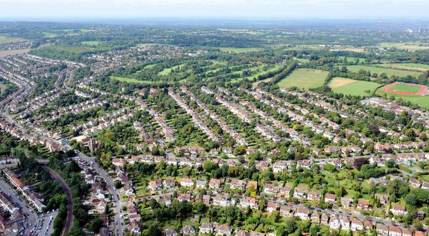 A report said Croydon was shedding its suburban south London image after 'significant' regeneration in the past decade