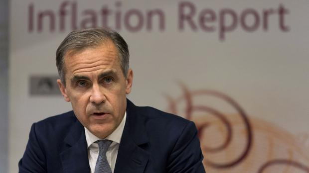 Governor of the Bank of England Mark Carney chairs the Financial Stability Board