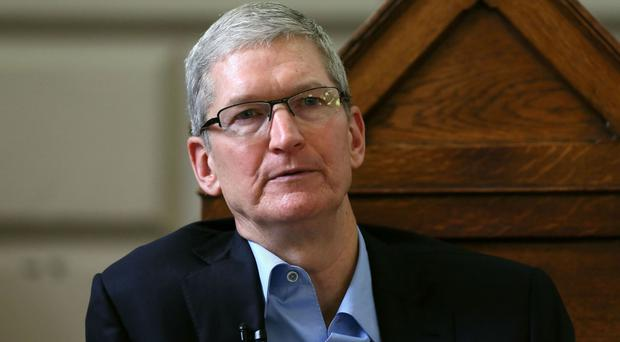 Tim Cook says Apple
