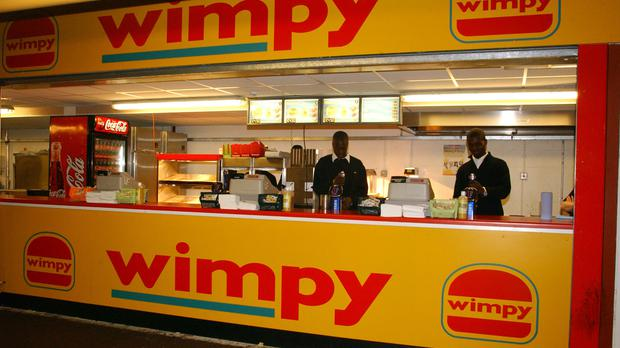 South African-based Famous Brands owns Wimpy