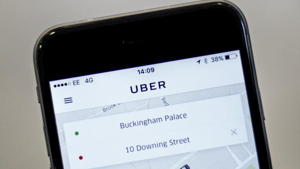 Uber said TfL's plans threaten the livelihoods of thousands of drivers in London