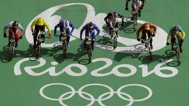 Cycling events in Rio Olympics given firm a sales boost