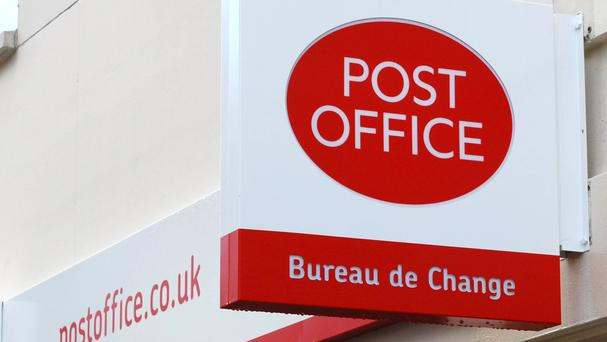 Post Office managers have backed strike action