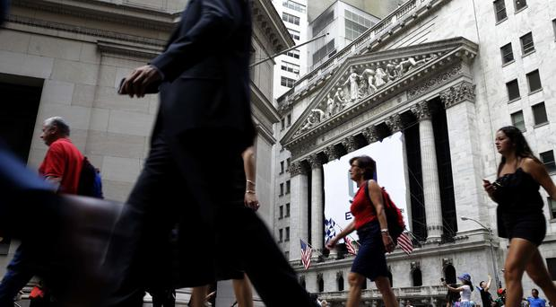 The Dow Jones industrial average gained 46.16 points, or 0.2%, to 18,538.12 (AP)