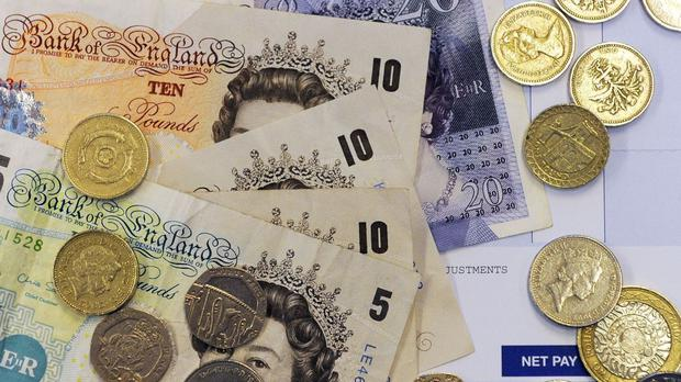 A national living wage was introduced earlier this year