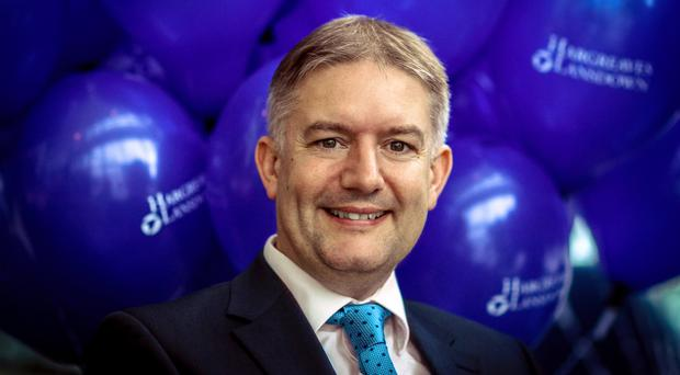 Chief executive Ian Gorham will leave by the end of September next year