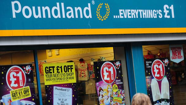 Discount retailer Poundland looks set to go private after shareholders approved a 610 million pound takeover by Steinhoff of South Africa