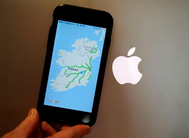 Ireland is under fire over taxes for Apple