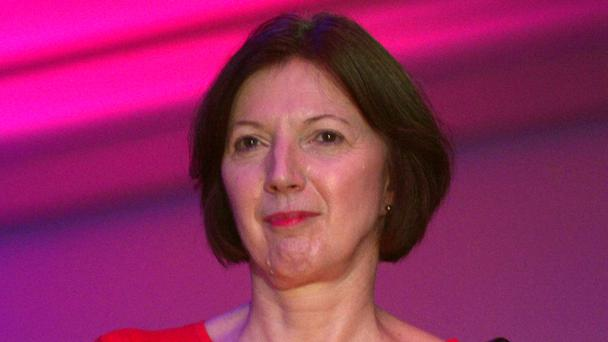 The TUC's Frances O'Grady said she was determined to make sure unions have a voice in Brexit negotiations