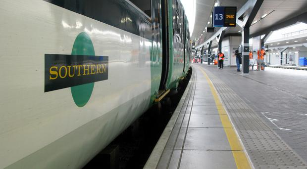 The Government announced last week it was setting up a £20 million fund aimed at resolving delays on Southern
