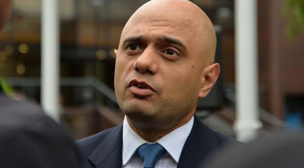 Sajid Javid said he was disappointed that four of the seven councils to form a planned North East Combined Authority voted against the deal