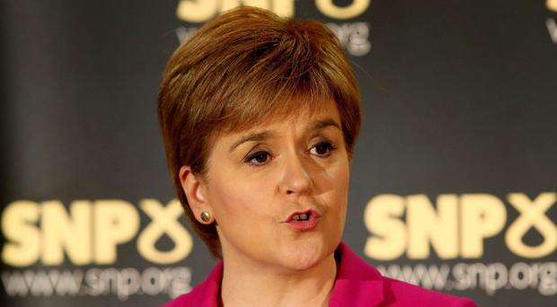 Nicola Sturgeon said she was committed to ensuring the Government did all it could to ensure Scotland's rural economy remained prosperous for future generations
