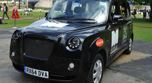 The measures are expected to help the traditional black cab